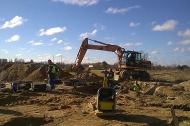 Nākamnedēļ Pļavu ielā sāksies ūdenssaimniecības projekta būvdarbi