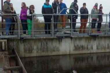 """SIA """"Talsu ūdens"""" izglīto skolēnus vides jautājumos"""