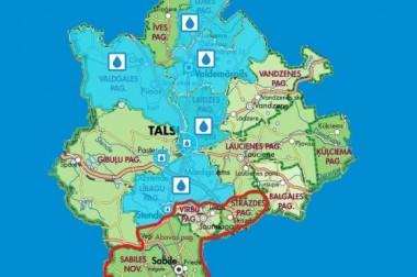 """SIA """"Talsu ūdens"""" turpinās ūdenssaimniecību pārņemšanas procesu Talsu novadā"""
