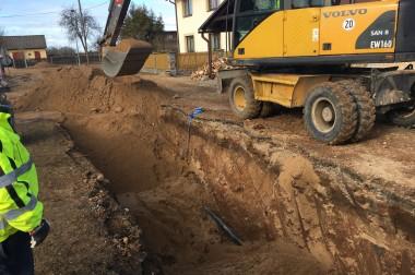 """Aicinām savlaicīgi izņemt tehniskos noteikumus projekta """"Ūdenssaimniecības pakalpojumu attīstība Stendē, II kārta"""" ietvaros"""